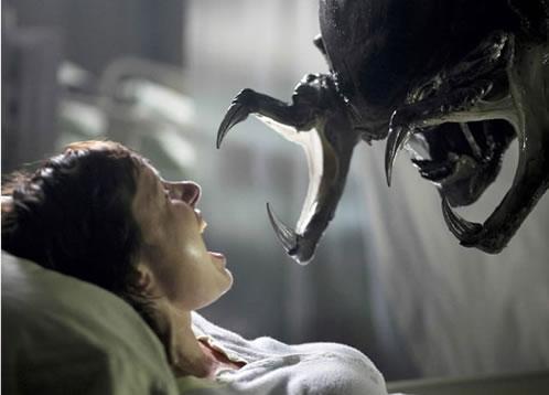 Aliens Vs. Predator Requiem, el predalien (2)
